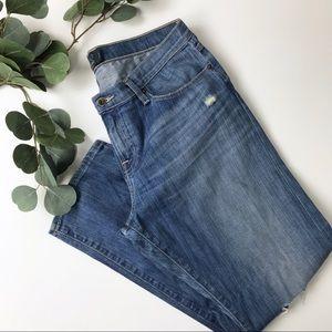 Lucky Brand Sienna Weekender Crop Jeans 12/31